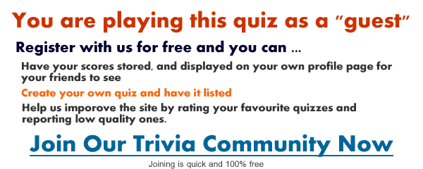 Join our Trivia Community