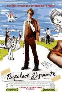 Napoleon Dynamite Artwork
