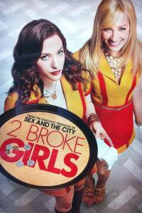 2 Broke Girls Artwork