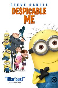 Despicable Me Artwork