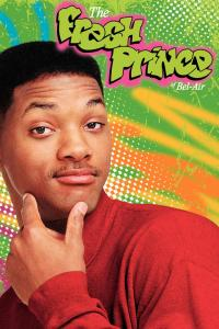 Fresh Prince of Bel Air Artwork