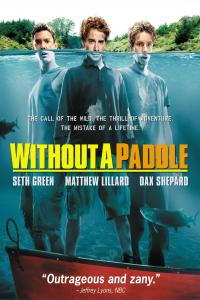 Without a Paddle Artwork