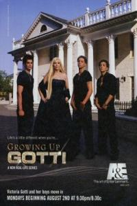 Growing Up Gotti Artwork