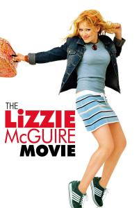 Lizzie McGuire Movie Artwork