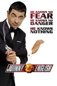 Johnny English Artwork
