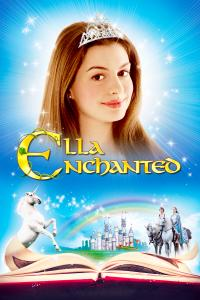 Ella Enchanted Artwork