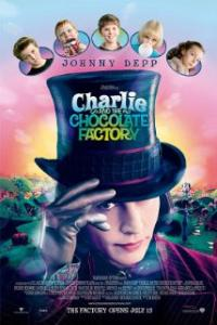 Charlie and the Chocolate Factory (2005) Artwork
