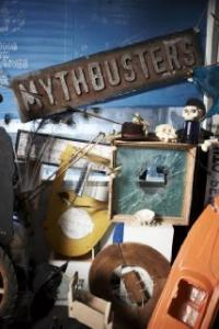 Mythbusters Artwork