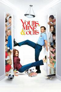 Yours, Mine & Ours Artwork