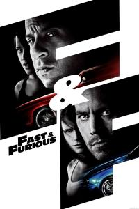 Fast and the Furious Artwork