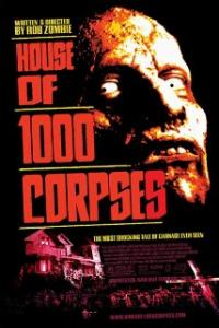 House of 1000 Corpses Artwork