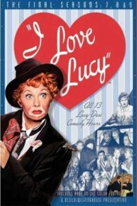 I Love Lucy Artwork