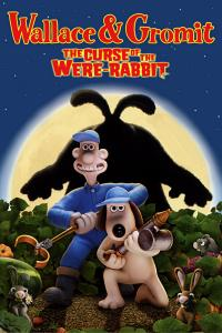 Wallace & Gromit in The Curse of the Were-Rabbit Artwork