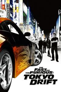Fast and the Furious: Tokyo Drift Artwork