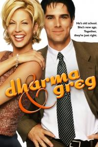 Dharma and Greg Artwork