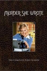 Murder, She Wrote Artwork