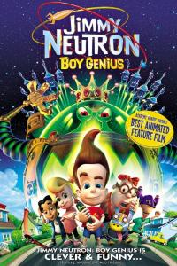 Adventures of Jimmy Neutron: Boy Genius Artwork