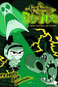 Grim adventures of Billy & Mandy Artwork