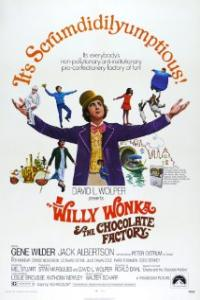 Willy Wonka & the Chocolate Factory Artwork