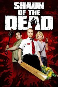 Shaun of the Dead Artwork
