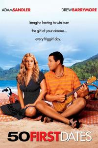 50 First Dates Artwork