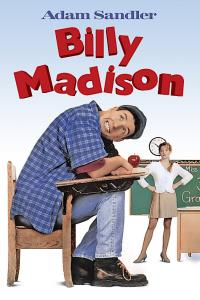 Billy Madison Artwork